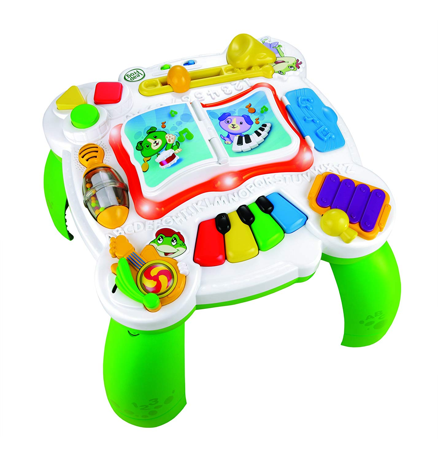 LeapFrog Learn and Groove Musical Table Activity Center review