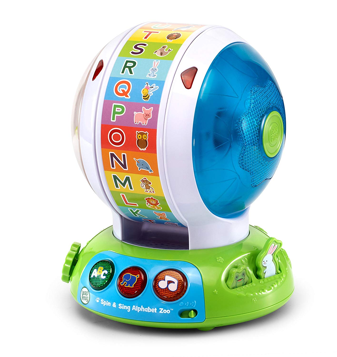 LeapFrog Spin and Sing Alphabet Zoo review