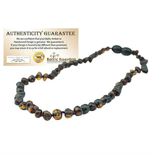 Baltic Amber Teething Necklace Review
