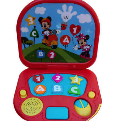 Disney Mickey Mouse Clubhouse Laptop Junior Review