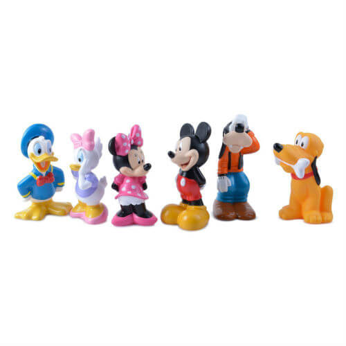 Disney Mickey Mouse and Friends Bath Toys for Baby Review