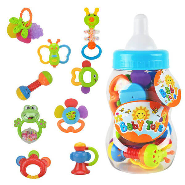 Rattle Teether Set Review