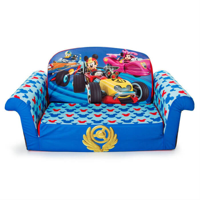 Children 2 in 1 Flip Open Foam Sofa review
