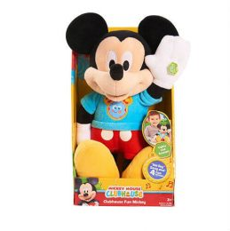 Just Play Mickey Plush review