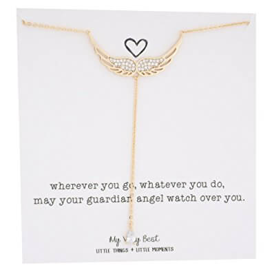 Angel Wing Necklace by My Very Best
