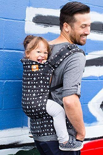 Baby Tula Ergonomic Baby Carrier - Jet review